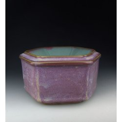Song Dynasty Jun Ware Porcelain Brush Washer